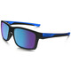 Oakley Mainlink Matte Black/Prizm Sapphire Polarized